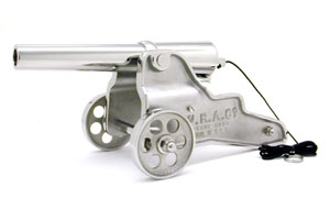 Deluxe Chrome Winchester Cannon