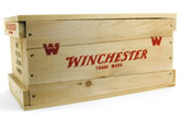 Winchester Cannon Pine Shipping Crate
